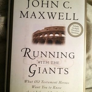 Running With Giants book